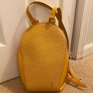 Authentic Louis Vuitton vintage epi mabillon